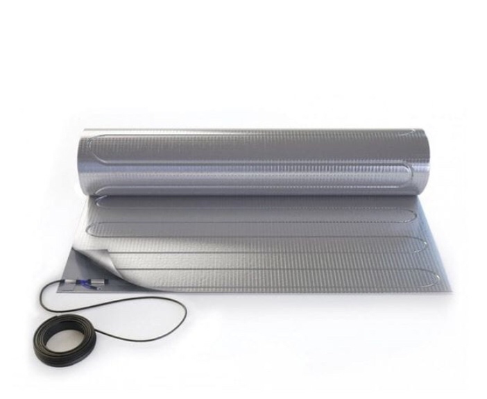 Алюминиевые маты для теплого пола