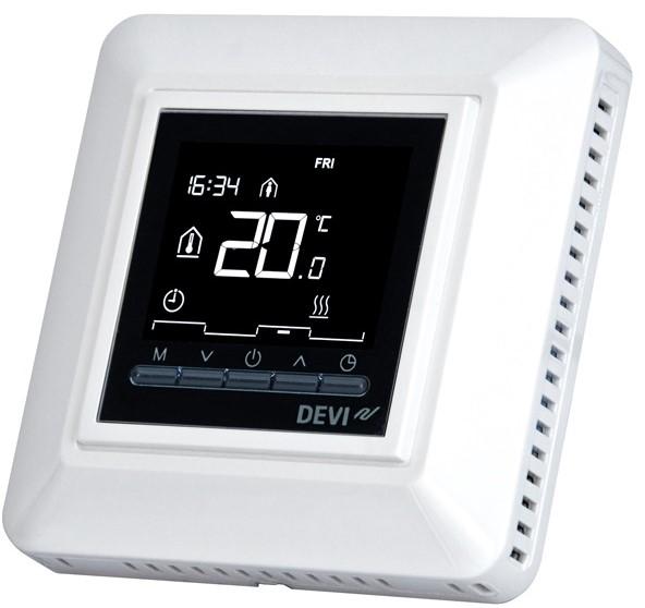 Сенсорні терморегулятори