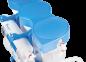Фильтр обратный осмос для очистки воды P`URE AquaCalcium Ecosoft MO675MACPURE с минерализатором 8
