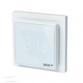 Терморегулятор DEVIreg Smart Devi c интеллектуальным таймером и Wi-Fi 140F1141