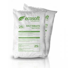 Таблетированная соль Ecosoft ECOSIL, кг