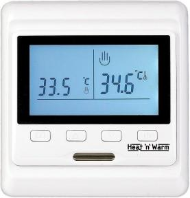 Программируемый терморегулятор электронный HW500 Grand Meyer