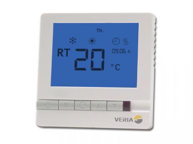 Терморегулятор Veria Control T45 с ж/к дисплеем 189B4060