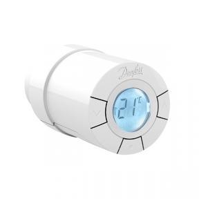Радиаторный терморегулятор Danfoss Link Connect 014G0002 с адаптерами RA и M30x1,5