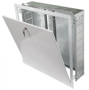 Распределительный шкаф REHAU UP 110/950 для скрытого монтажа 345430001 Сталь