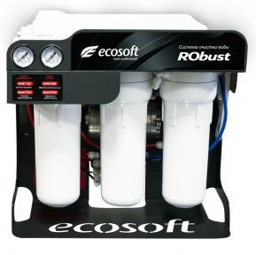 Фильтр обратный осмос для очистки воды Ecosoft Robust 1000 - Robust1000