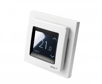 Сенсорный терморегулятор Devi DEVIreg Touch с интелектуальным таймером