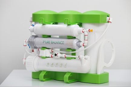 Фильтр обратный осмос для очистки воды P`URE Balance Ecosoft MO675MPUREBAL с минерализатором