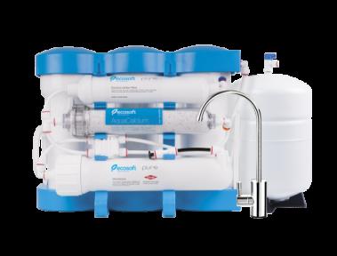 Фильтр обратный осмос для очистки воды P`URE AquaCalcium Ecosoft MO675MACPURE с минерализатором