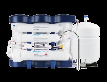 Фильтр обратный осмос для очистки воды P`URE Ecosoft MO675MPURE с минерализатором