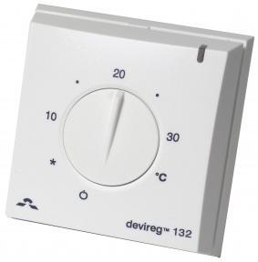 Терморегулятор электронный DEVIreg 132 Devi 140F1011