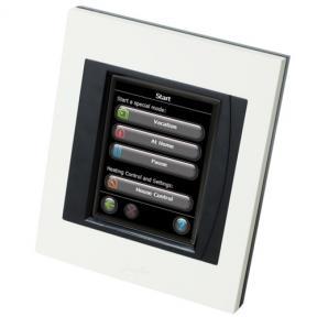 Центральная панель DanfossLink CC Wi-Fi (CC + NSU) с источником питания на проводе 014G0289