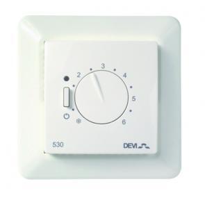 Терморегулятор электронный DEVIreg 530 Devi 140F1030