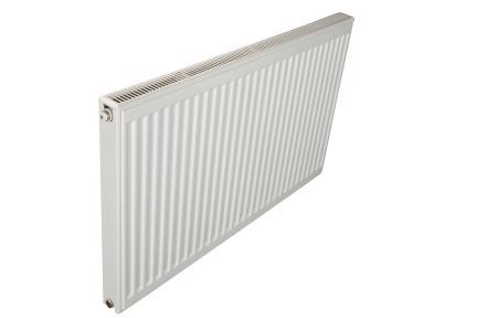 Стальной радиатор Romstal 11x600x1800 боковое подключение