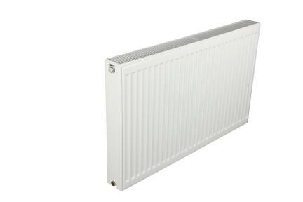 Стальной радиатор Romstal 22x400x900 боковое подключение