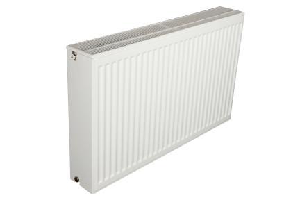 Стальной радиатор Romstal 33x400x1600 боковое подключение